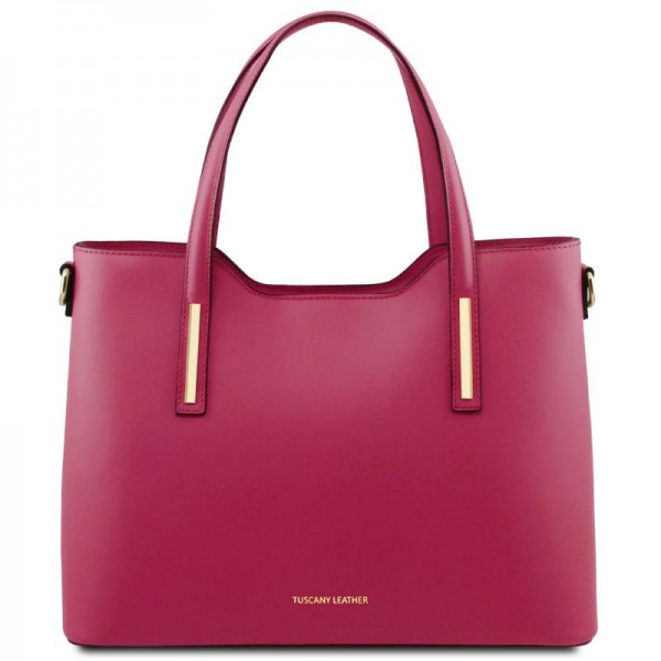 Olimpia Leather tote Leather Bags