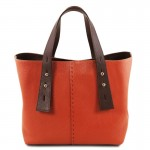 TL Bag Leather shopping bag Leather Bags