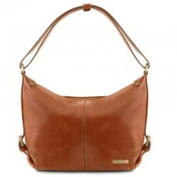 Sabrina Leather hobo bag Leather Bags