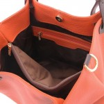 TL KeyLuck Soft leather shopping bag Leather Bags