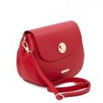 Fresia Leather shoulder bag