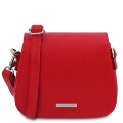 Jasmine Leather shoulder bag Small Leather Bags