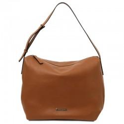 TL Bag Soft leather hobo bag Leather Bags