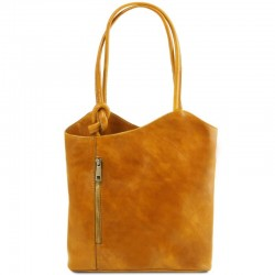 Patty Leather convertible bag Leather Bags