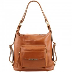 TL Bag Leather convertible bag Leather Bags