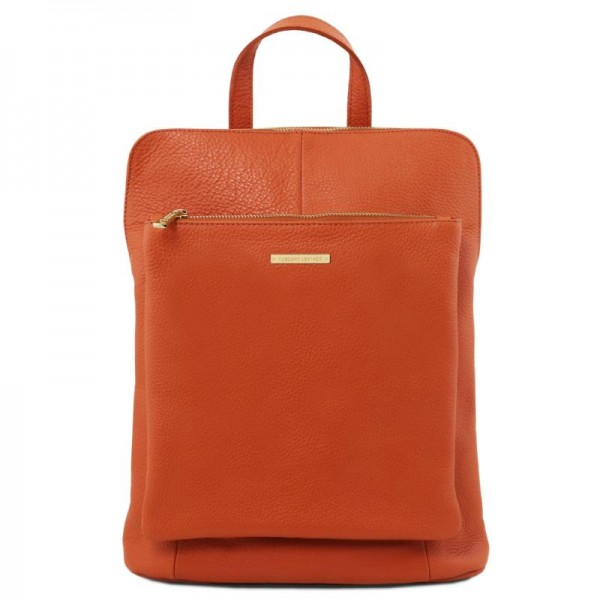 TL Bag Soft leather backpack for women Leather Bags