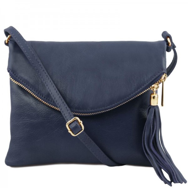 TL Young bag Shoulder bag with tassel detail Small Leather Bags