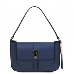 Noemi Leather clutch handbag Small Leather Bags