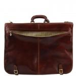 Tahiti Garment leather bag Τypes of Travel