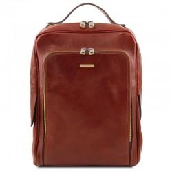 Bangkok Leather laptop backpack Βusiness