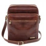Oscar Exclusive Leather Crossbody Bag