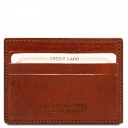 Exclusive leather credit/business card Leather Wallets