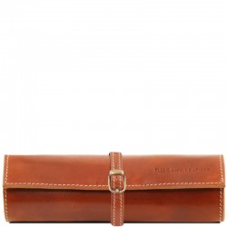 Exclusive leather jewellery case Leather Wallets
