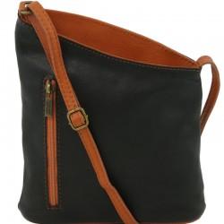 TL Bag Mini soft leather unisex cross bag Small Leather Bags