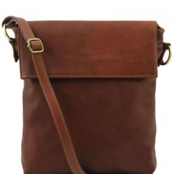 Morgan Leather shoulder bag Small Leather Bags