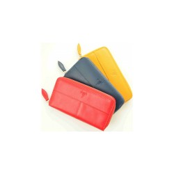 Ladies' Leather Wallet Kion - 1002