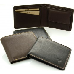 Men's Leather Wallet Kion - 11-223