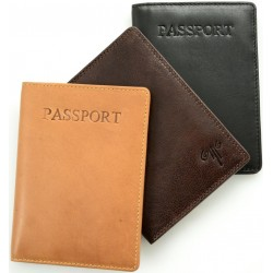 unisex leather wallets & passports accessories travel products