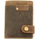 men's leather wallets vintage