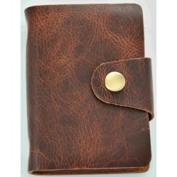 Credit Card Leather Case Unisex Kion - 70815 Premium