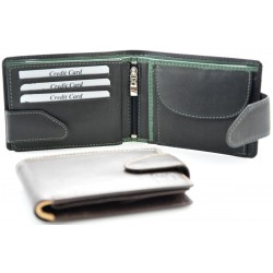 Men's Leather Wallet Kion - 8094