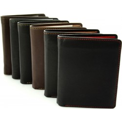 Men's Leather Wallet Kion - 9660