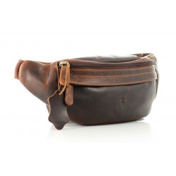 Unisex Leather Waist Bag Kion - 2179 Premium