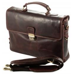 Unisex Business Leather Bag Kion - 811 Premium