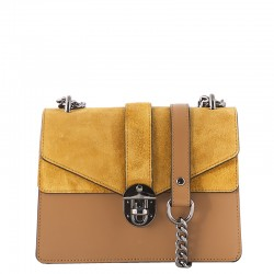 women leather shoulder and crossbody bags Dias in soft quality of leather
