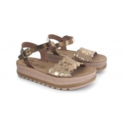 Women Anatomic Leather Sandal S104 Miriam - Fantasy Sandals