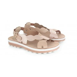 Women Anatomic Leather Sandal S9022 Fiona - Fantasy Sandals