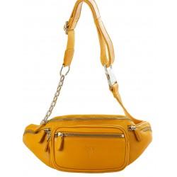 Women Leather Waist Bag Kion - 2178 Woman