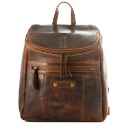 Ladies  Leather Backpack Kion - N-101 Premium