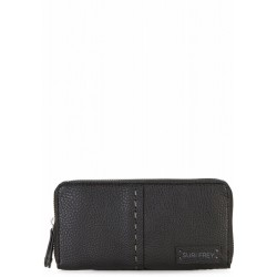 ladies' synthetic leather wallets