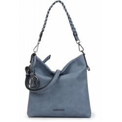 Women Leatherette Crossbody Bag Suri Frey - Crossbody bag Jean colour 11750-530
