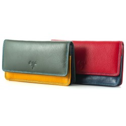 Ladies' Leather Wallet Kion - 109 M
