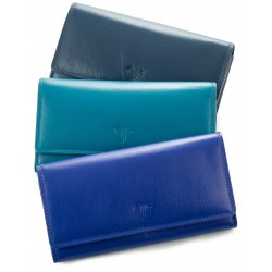 Ladies' Leather Wallet Kion - 1252A