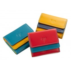 Ladies' Leather Wallet Kion - 136F M