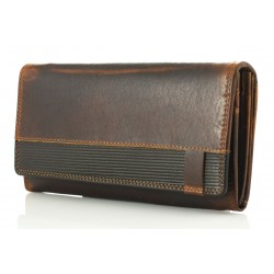 Ladies' Leather Wallet Kion - 1883 Premium