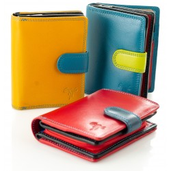 Ladies' Leather Wallet Kion - 19263 M