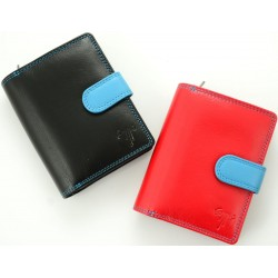 Ladie's Leather Wallet Kion - 19263 M - Rfid