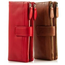 Ladies' Leather Wallet Kion - 2081