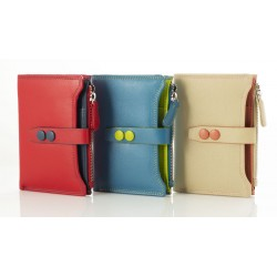 Ladies' Leather Wallet Kion - 2222