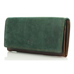 ladies' leather wallets premium