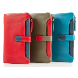 Ladies' Leather Wallet Kion - 3399Μ