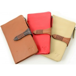 Ladies' Leather Wallet Kion - 3399/T