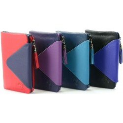 Ladies' Leather Wallet Kion - 3400 M Triangle