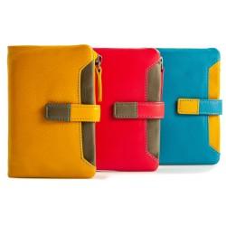 Ladies' Leather Wallet Kion - 3401M