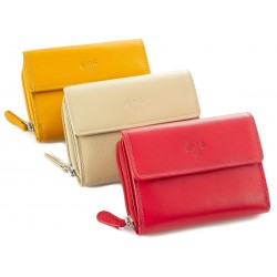 Ladies' Leather Wallet Kion - 345