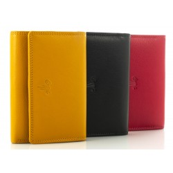 Ladies' Leather Wallet Kion - 350